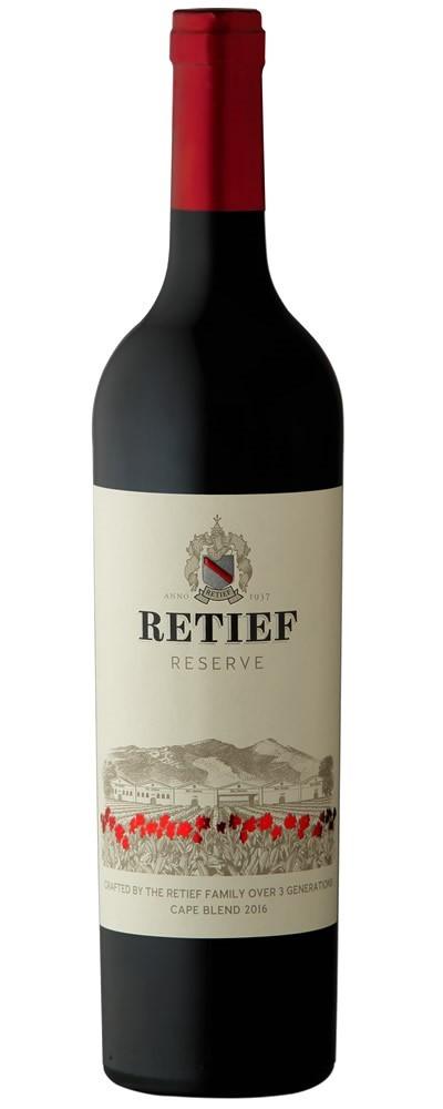 De Van Loveren wijn - Retief Reserve